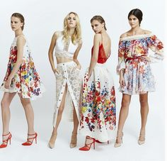 Dayervas Fashion / exclusive: Spring 2015 | Ready-to-Wear Zuhair Murad: PRIMAVER...