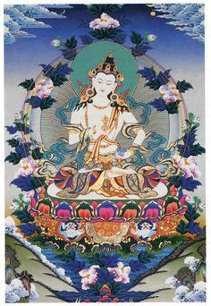 Vajrasattva (for purification of karma 100 syllable mantra recitation)