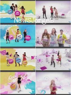 Soy Luna vs Violetta Comment down below who you think won. Violetta Disney, Disney Diy, Disney Channel, It Cast, Neon, My Love, Anime, Movie Posters, Victoria