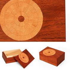 Inlay on Keepsake box. Keepsake Boxes, Home Crafts, Home Goods, Artisan, Life, Instagram, Craftsman, Handmade Crafts, Diy Crafts Home