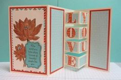 Building Block Card -Splitcoaststampers - Tutorials