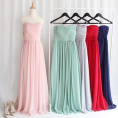 Bridesmaid Dress, Bridesmaid Maxi Dress, Dusty Green Bridesmaid Dress, Sweetheart neckline bridesmaid dress, pink bridesmaid dress, grey bridesmaid dress, red bridesmaid dress, navy blue bridesmaid dress