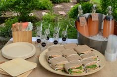 Earth friendly party and entertaining ideas. bearth-day-party