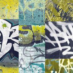 Arthouse Graffiti Motivo Muro DI Mattoni Foto DA Parete Etichetta Adolescente…