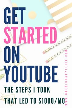 Youtube is a great place to make money and build a following. We make $1000/mo with our brand new Youtube channel. Heres how we grew our revenue on Youtube with a brand new channel in just one year! #youtubechannel #youtube #videotutorial  #video