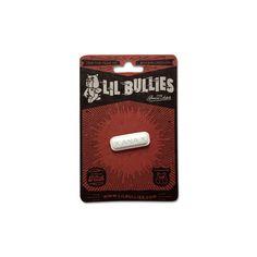 'Xany Bar' Lapel Pin from Lil Bullies