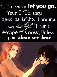 Bianca and Nico di Angelo ~Demons by Imagine Dragons~