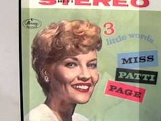 Patti Page - Mama, Take Me Home - Teresa Brewer, Patti Page, Old Music, All Songs, Take Me Home, The Man, Music Videos, Memories, Dance