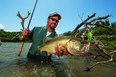 How to Catch Big Bass on the Hottest Days of Summer