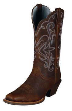 "Womens Legend 11"" Cowgirl Boots 