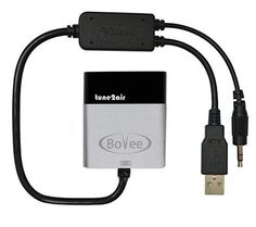 Bovee WMA3000B Viseeo Tune2air Wireless Bluetooth Music Interface Adaptor for BMW iPod integration ** More info could be found at the image url. (This is an affiliate link)