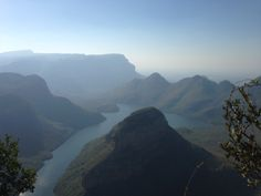 Blyde River Canyon/South Africa