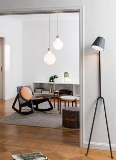Op zoek naar Design House Stockholm Mañana vloerlamp ? Ma t/m za voor 22.00 uur besteld, morgen in huis door PostNL.Gratis retourneren.