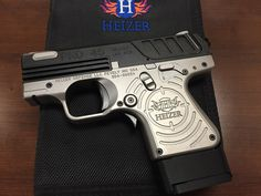 Heizer's Newest Pocket Pistol Is Super-Low-Recoil … And Semi-Auto