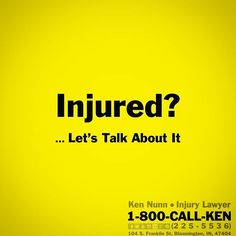 #lawoffice #kennunn #bloomingtonindiana #bloomington #indiana #personalinjury #wrongfuldeath #caraccident #carcrash #help #injured #injury #settlement #advice #legal #law #lawyer #attorney #law #office #bloomington #indiana #bloomingtonindiana #adevertisi