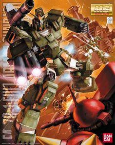 MG FA-78-1 Full Armor Gundam