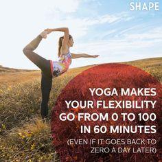 """30 Reasons Why We Love #Yoga""   http://www.shape.com/fitness/workouts/30-reasons-why-we-love-yoga?utm_content=bufferb1e8a&utm_medium=social&utm_source=pinterest.com&utm_campaign=buffer  #yogini #yogi"