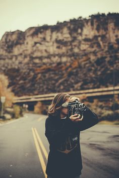 Not a hipster but I love old cameras and travel