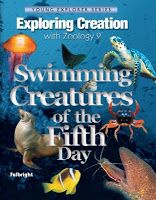 Swimming Creatures lesson plans. Lapbook ideas for this series: http://www.currclick.com/download_preview.php?pid=65278 compilation of Apologia pinterest boards: http://pinterest.com/search/boards/?q=apologia zoology 2