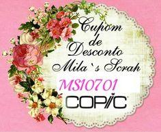 Cupom de Desconto da Copic de Outubro. 5% de desconto em qualquer produto da loja e em qualquer forma de pagamento. Válido até 31/10/15 www.copic.com.br