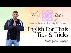 English for Thais - Episode 1