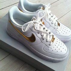 Nike Air Force Azul