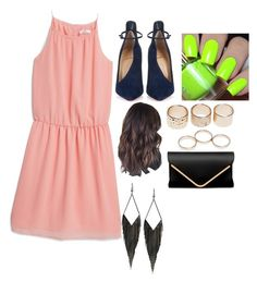 """""""Untitled #31"""" by briannabenedetto on Polyvore featuring MANGO, Christian Louboutin, GUESS and Wet Seal"""