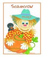 Scarecrow by Andy Z. Arranged by Elizabeth C. Axford. Elementary-level piano solo for Halloween. Paperback, 4 pp.