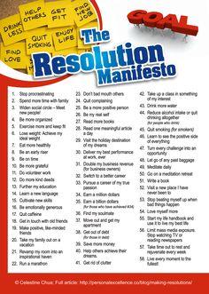 The Resolution Manifesto