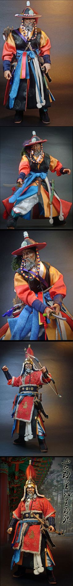 TORIBOX-Figure Outfit #art from #Korea