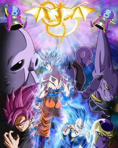 33 Ideas Wallpaper Marvel Dragon Ball For 2019 Dragon Ball Gt, Dragon Ball Image, Dragonball Super, Anime Echii, Arte Dc Comics, Fanart, Wallpaper, Pokemon, Marvel