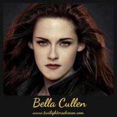 Bella Cullen TD