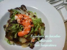 Desde el blog Mi Horno de Leña nos recomiendan 7 recetas de ensaladas de lo más variado, perfectas para disfrutar cualquier momento del año.