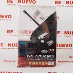 TDT PARA PC POP GENIUS E270504 TDT# de segunda mano# Ordenador