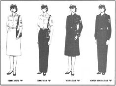 Fantastic  Wartime WAVES Uniform Women In War US Navy Mainbocher Military  EBay