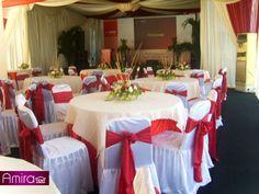 Sewa Tenda Dekorasi VIP ( Konfensional ) Event Opening Ceremony PT.BASF Indonesia | Amira Tent