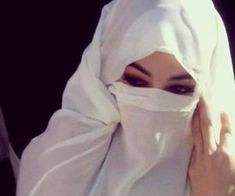 beautiful girl in white niqab style photos pictures styles hijab fashion women half images girlvalue photo