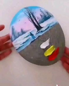 Pebble Painting, Stone Painting, Pebble Art, Body Painting, Acrylic Painting Rocks, Painting On Rocks Ideas, Shell Painting, Painting Tattoo, Gouache Painting