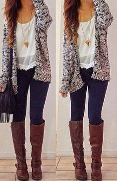 Top 5 fall fashion