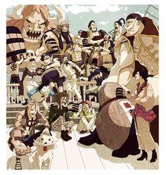 Whitebeard Pirates.