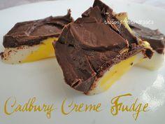 Cadbury Creme Fudge Recipe - Get recipe here - http://caribbeanmissionarywife.blogspot.com/2012/03/cadbury-creme-fudge-recipe.html#