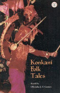 #Konkani folk tales by Olivinho Gomes.