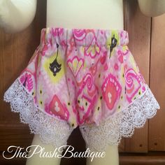 "The ""Rhoen"" Lace Baby Shorties by Theplushboutique on Etsy https://www.etsy.com/listing/239359143/the-rhoen-lace-baby-shorties"