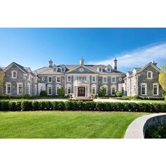 PHOTOS Top 10 Mega-Mansions of the Filthy Rich found on Polyvore