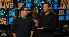 Watch Vince Vaughn's SNL promos!