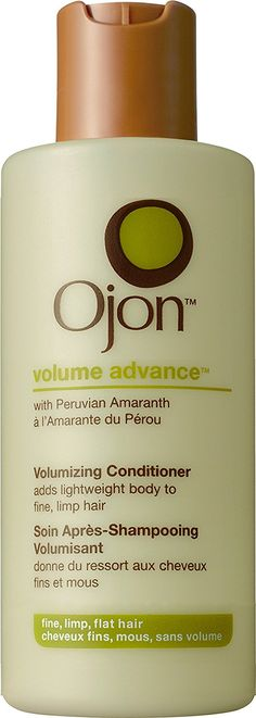 Ojon Volume Advance Volumizing Conditioner ** Read more at the image link. (This is an affiliate link) #HairConditioner