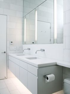Gray Bathroom Design, Pictures, Remodel, Decor and Ideas - page 15