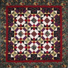 Mandalay Magic - Nancy Mahoney - Free Patterns
