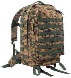 Рюкзак rothco molle ii 3-day assault pack как передавать предметы из рюкзака в доте 2
