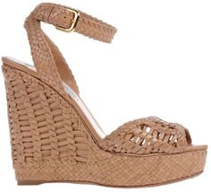 784777febe2 Women s Natural Sandals. Lyst. Prada